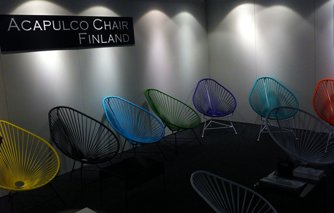 Habitare 2012 Acapulco Chair