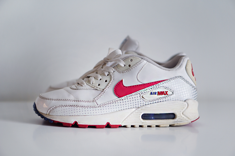 puhtaat air maxit