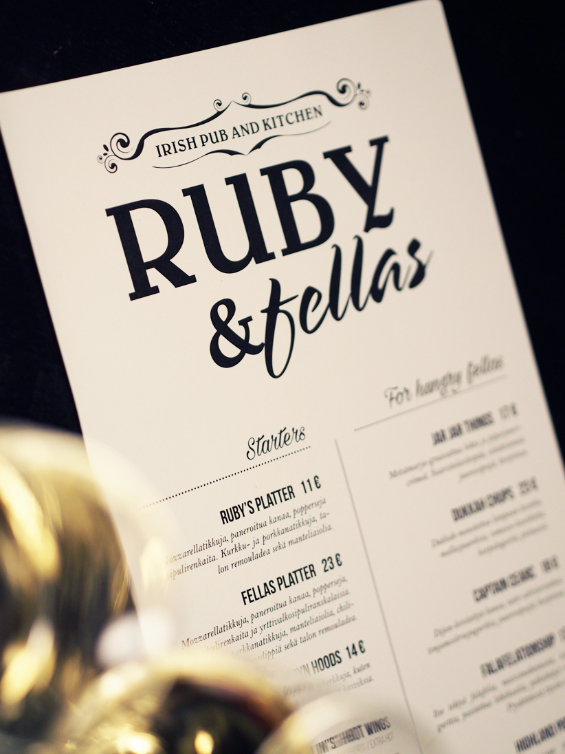 ruby & fellas